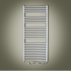 Ladder towel rail heaters round 900W