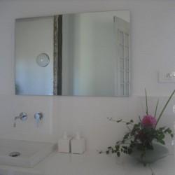 Infrarot-Spiegelheizung 320W rahmenlos