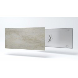 IRH ceramic heater beige 400W